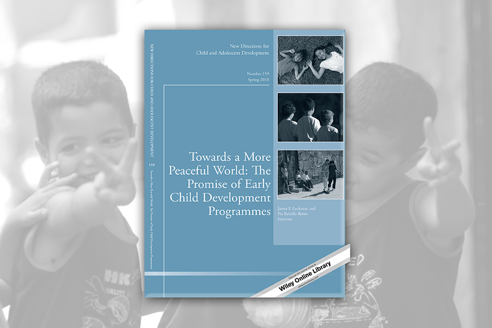 The Promise of Early Child Development Programs""