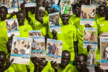 UNICEF South Sudan. © Ohanesion UNICEF