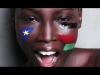 "UNICEFs ""Learning for Peace in South Sudan"" with fashion model, Mari Malek"